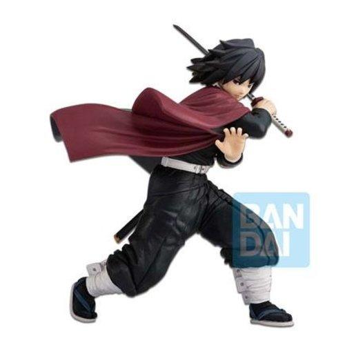 Kimetsu No Yaiba Giyu Tomioka (the Second) Ichibansho Figure 15cm