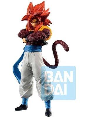 Dragon Ball Z Dokkan Battle Gogeta SS4 Ichibansho Figure 20cm
