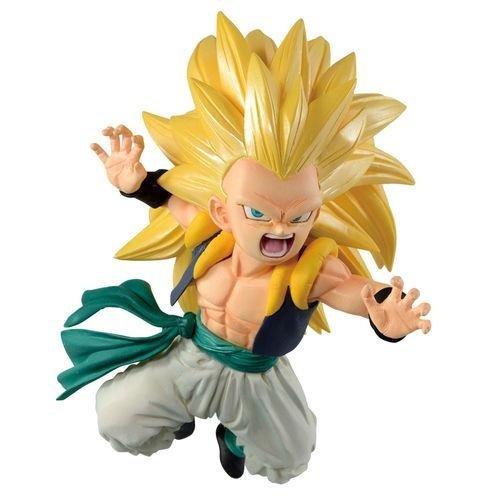Dragon Ball Super SS3 Gotenks Ichibansho Figure 11cm