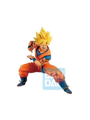 Dragon Ball Super SS Son Goku Ultimate Ichibansho Figure 18cm