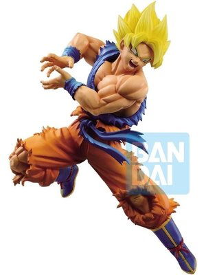 Dragon Ball Super SS Son Goku Battle Figure 16cm