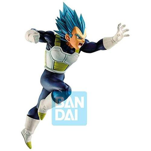 Dragon Ball Super SS God SS Vegeta Battle Figure 16cm
