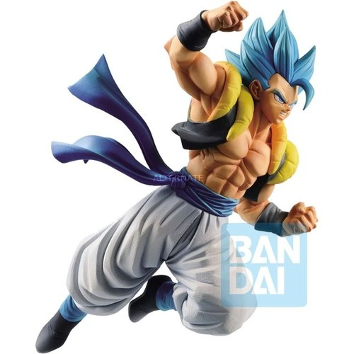 Dragon Ball Super SS God SS Gogeta Battle Figure 17cm