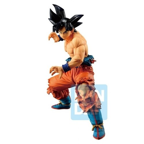 Dragon Ball Super Son Goku Ultra Instinct Ichibansho Figure 21cm