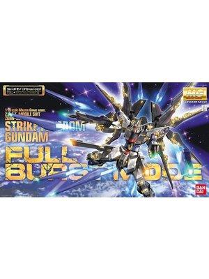 Bandai Gundam MG ZGMF-X20A Strike Freedom Full  Burst Mode 1/100 Model Kit