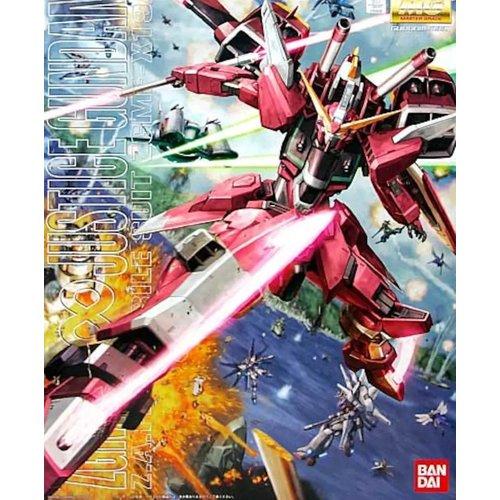 Gundam MG 1/100 Justice Gundam ZGMF-X19A Z.A.F.T Model Kit