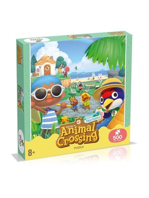 Animal Crossing New Horizons Puzzle 500pcs 50x34cm