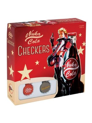 Fallout Nuke Cola Checkers