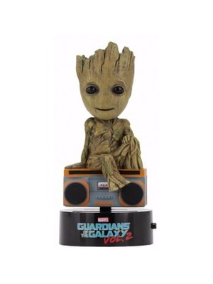 Guardians of the Galaxy 2 Groot Body Knocker Solar Powered