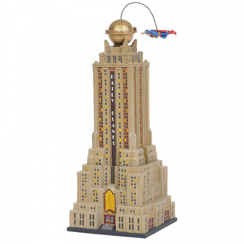 The Daily Planet EU Version Department 56
