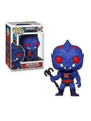 Funko Funko POP! Masters Of the Universe 997 Webstor