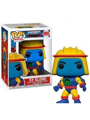 Funko Funko POP! Masters of The Universe 995 Sy-Klone