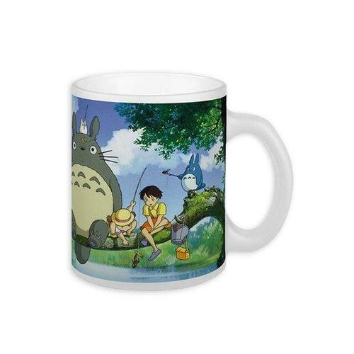 Studio Ghibli Totoro Fishing Mug 300ml