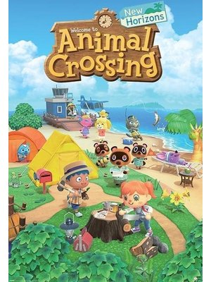 Animal Crossing Maxi Poster 61x91.5