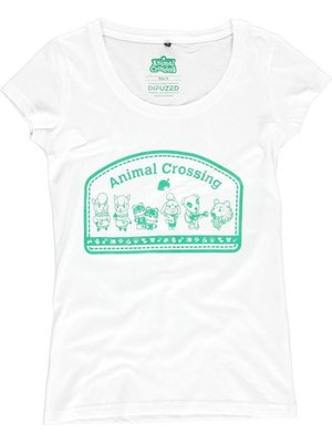 Nintendo Animal Crossing T-Shirt L
