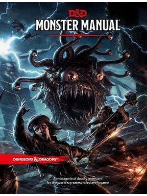 Dungeons & Dragons Monster Manual D&D TRPG