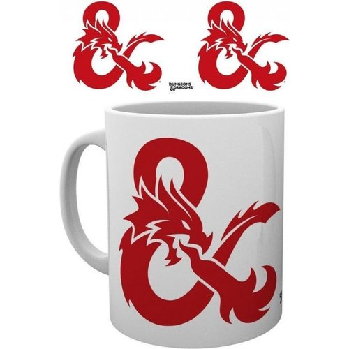 Dungeons & Dragons Ampersand Mug 315ml D&