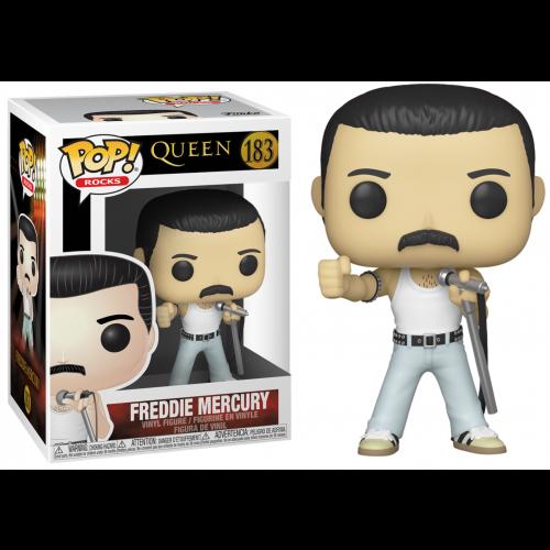Funko Funko POP! 183 Freddie Mercury Queen