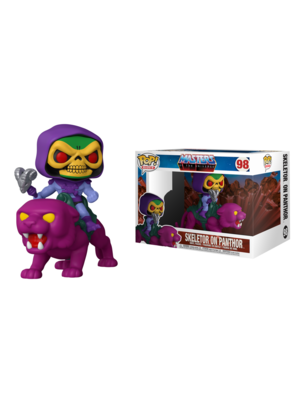 Funko Funko POP! Masters of the Universe 98 Skeletor on Panthor