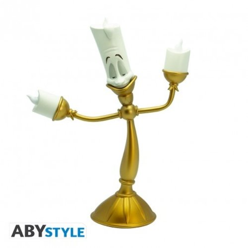 Disney Beauty and the Beast Lumiere Light 24x31cm Battery Powered
