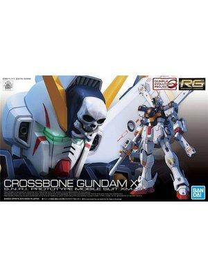 Bandai Gundam RG 1/144 Crossbone Gundam X1 S.N.R.I XM-X1 Model Kit 31