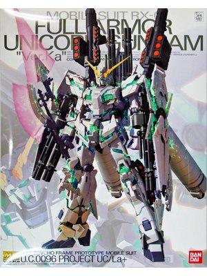 Bandai Gundam MG 1/100 RX-0 Full Armor Unicorn Ver. KA Model Kit