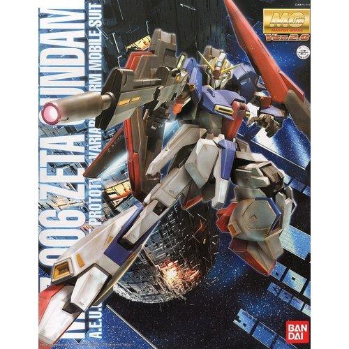 Bandai Gundam MG 1/100 Zeta MSZ-006 Ver.2.0 Model Kit 30cm