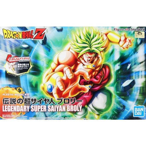 Dragon Ball Z Legendary Super Saiyan Broly Model Kit