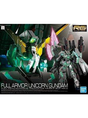 Bandai Gundam RG 1/144 RX-0 Full Armor Unicorn Gundam Model Kit 30