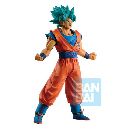 Dragon Ball Super Son Goku History of Rivals Ichibansho Figure 25cm