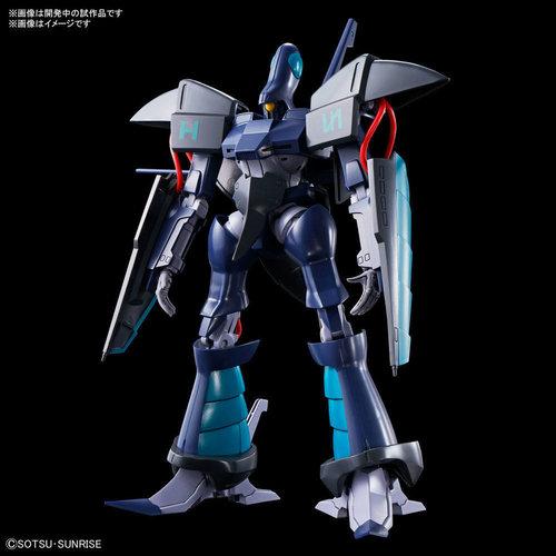 Bandai Gundam HG A. TAUL 1/144 Heavy Metal  L-Gaim A-TAUL Model Kit