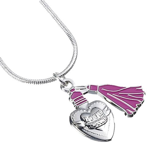 Harry Potter Silver Plated Necklace Love Potion