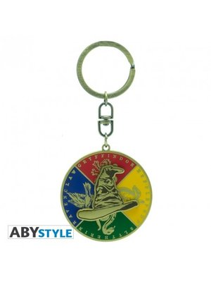 Harry Potter Sorting Hat Moving Keychain