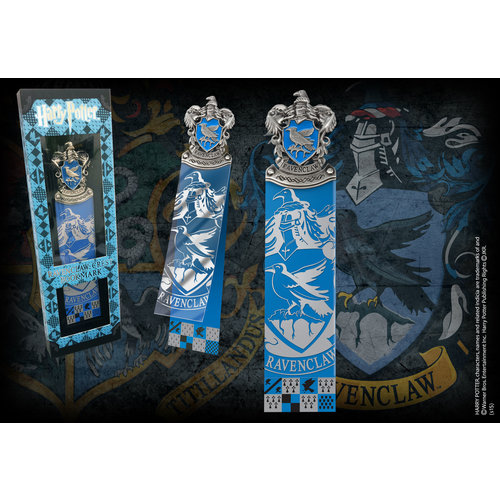 The Noble Collection Harry Potter Ravenclaw Crest Bookmark Noble Collection