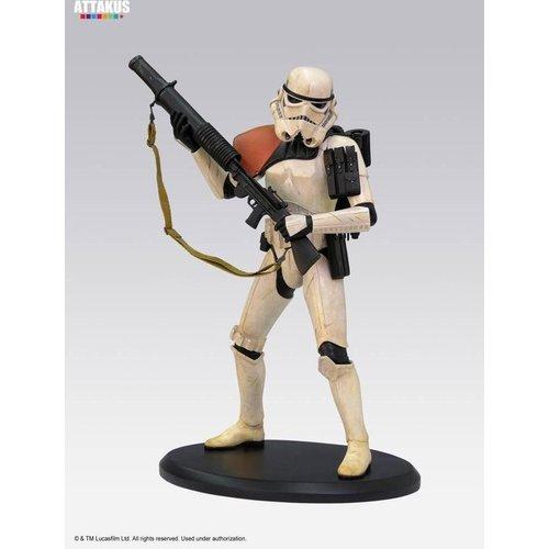 Star Wars Elite Collection Sandtrooper Statue 17cm Limited Edition (1500) Attakus