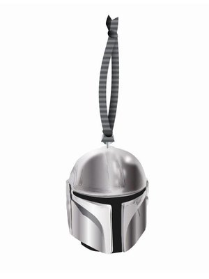 Star Wars The Mandalorian Eloctroplated Decoration