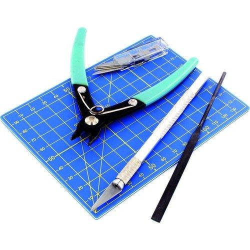 Valejo Plastic Modelling Tool Set Model Kit