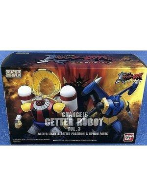 Super Minipla Getter Robot Vol.3 Model kit