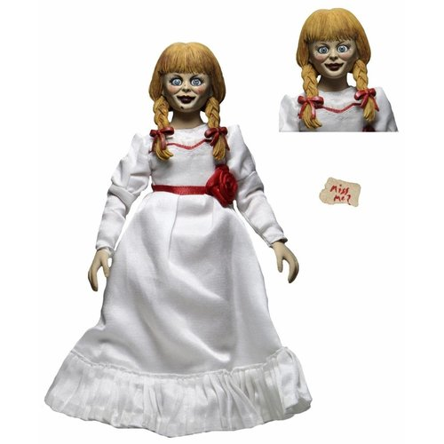 Neca Annabelle Comes Home 8inch Clothed Action Figure