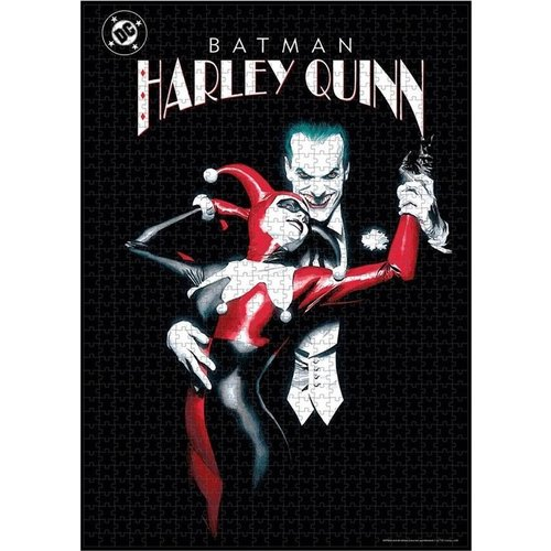 DC Universe Harley Quinn and The Joker Puzzle 1000PCS