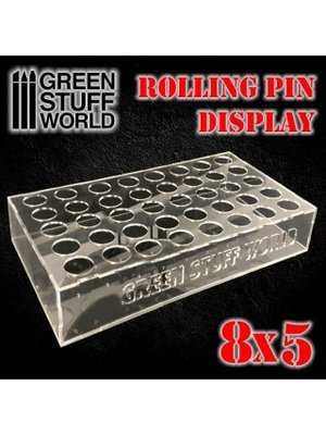 Rolling Pins Display 8x5