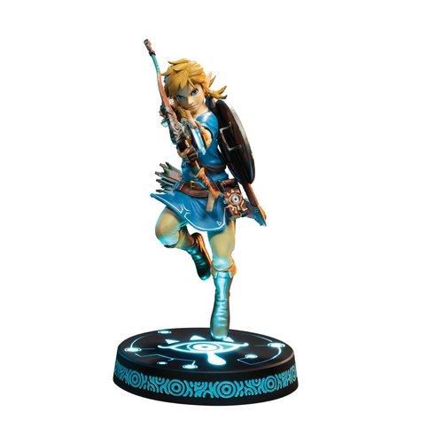 Zelda Breath of the Wild Link Collectors Edition Statue 25cm First4Figures