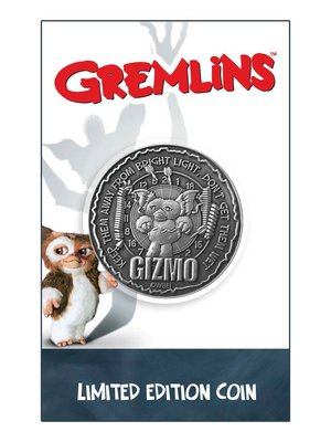 Gremlins Limited Edition Collection Coin