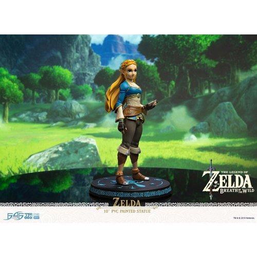 First4Figures Zelda Breath of the Wild Princess Zelda 23cm F4F Statue