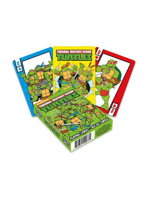 TMNT Playing Cards