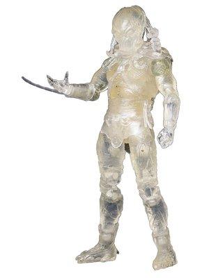 Diamond Direct Predators Invisible Tracker Predator 1:18 Scale Action Figure