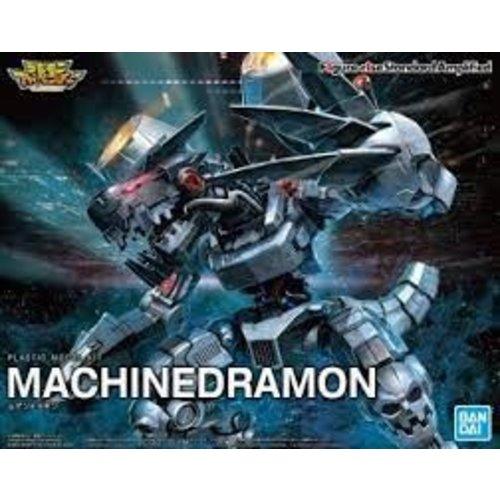 Digimon Amplified Machinedramon Figure-rise Model Kit