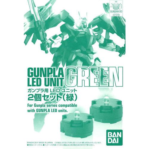Bandai Gundam MG Led Unit Green X2 Model Kit Accessory