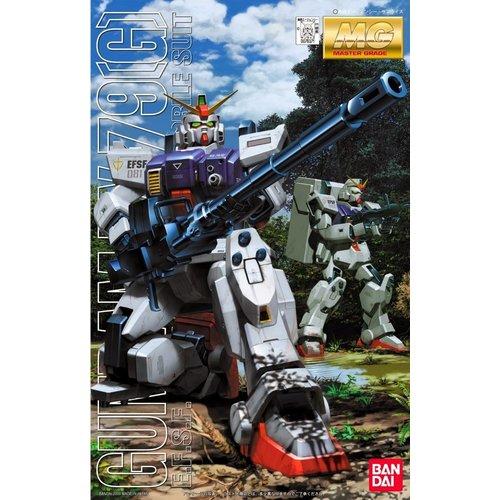 Bandai Gundam MG 1/100 Gundam RX-79(G) E.F.S.F. First Production Model Kit