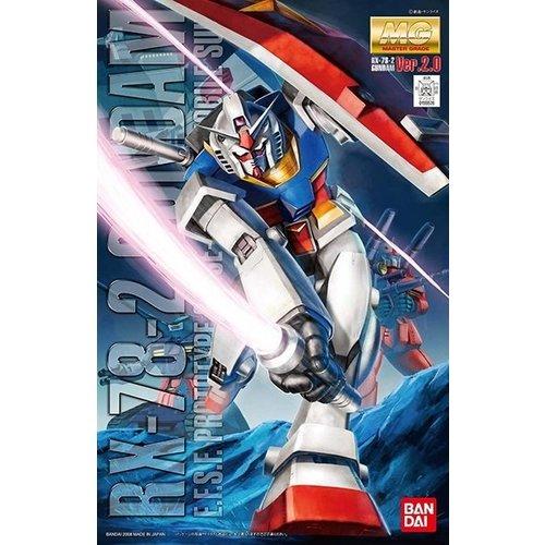 Bandai Gundam MG 1/100 RX-78-2 Ver.2.0 Model Kit